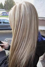 shades of high lights and low lights on layered shaggy medium length different shades of blonde hair pinterest blondes google and
