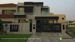 10 marla beautiful located brand new house is available for sale