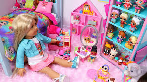 Baby Dolls Bedroom
