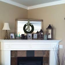 how to decorate a corner corner fireplace decorating ideas houzz design ideas