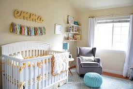Classic and Glamorous Winnie the Pooh Nursery Project Nursery