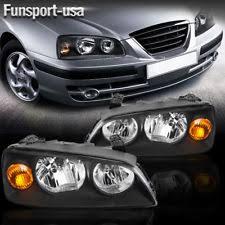 hyundai elantra 2005 headlight bulb clear lens h7 bulb car truck headlights ebay