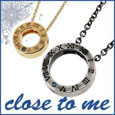 accessories ring necklace images Shinjuku gin no kura i smoke close to me roman numeral blue jpg