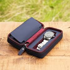 watch travel case images Ted baker blue cadet watch travel case temptation gifts jpg