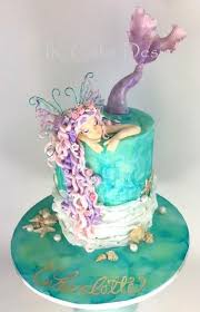 the 25 best mermaid cakes ideas on pinterest mermaid birthday