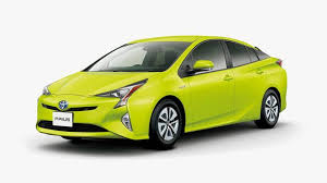 toyota u0027s thermo tect lime green paint saves energy and lives why