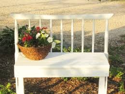 Bench From Headboard Make A Rustic Headboard Bench Diy Mother Earth News