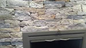 fireplace stone refacing youtube