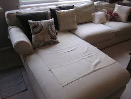 How To Make Slipcover For Sectional Sofa Photo Diy Sofa Slipcover No Sew Images How To Design And Sew A