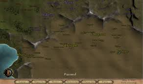 mount and blade map mount blade warband review icrontic