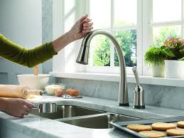 faucet for kitchen delta 980t sd dst pilar single handle pull kitchen faucet