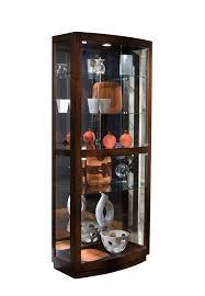 Pulaski Wine Cabinet Pfc Curios Curio Display Cabinets Home Meridian