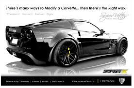 corvette zr6x supercharged zr6x by supervettes llc finished with