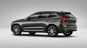 lexus rx 450h vs volvo xc60 the new volvo xc60 is a stubbier xc90 car news bbc topgear