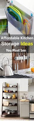 cheap kitchen storage ideas best 25 apartment kitchen storage ideas ideas on