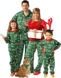 win matching pajamas for the whole family snug as a bug