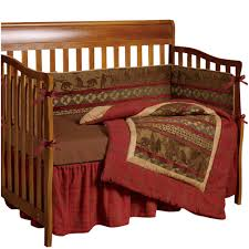 delectably yours com hiend accents baby cascade lodge 3 pc crib set