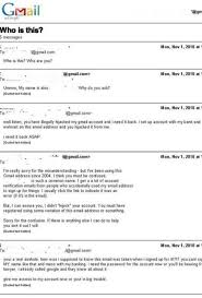 Funny Email Addresses On Resumes 12 Hilarious E Mail Blunders Blunders Funny Mistakes Oddee