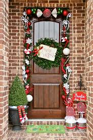 door decorations top 40 christmas door decoration ideas from christmas