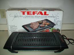 Tfal Toaster Oven Tefal Multi Grill Smokefree Indoor Electric Barbecue No 78803 In