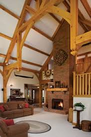 a frame interior benefits of timber framing nc state day 2015