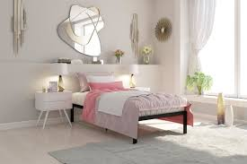metal beds you u0027ll love wayfair