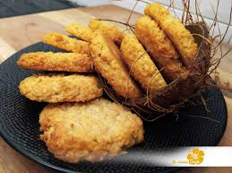 cuisine antillaise martinique macarons au coco antillais je cuisine créole