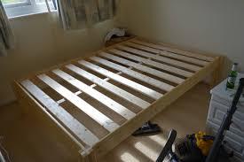 Bed Frame Bolts No Screws Bolts Wooden Frame Bed Diy Already