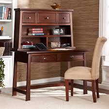 espresso desk with hutch mendell espresso desk hutch nest home