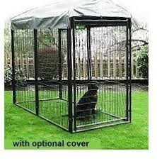 tips professional outdoor and backyard dog kennel runs