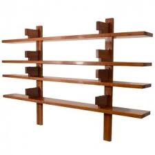 Wall Mounted Bookshelves Wood wooden wall mounted shelves foter
