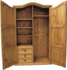 enchanting rustic armoire wardrobe closet u0026 wadrobe ideas