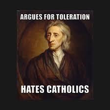 John Locke Meme - john locke tolerance meme funny philosophy memes t shirt teepublic