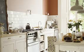 opt for soft white in a country kitchen interior and exterior
