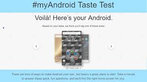 design your own home screen let google design your homescreen myandroid android theming