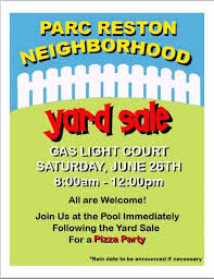 15 free yard sale flyers of great help demplates