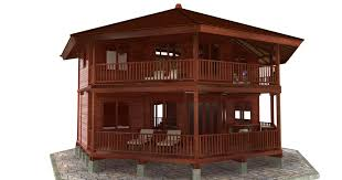 Octagon Home Floor Plans by China Cat An Octagonal Home Floor Plan Teak Bali