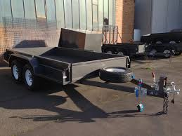 offroad trailer off road trailers melbourne victoria europe trailers