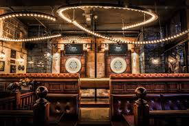 The Breslin Bar Grill Southbank Vic by Flight Club Shoreditch Photo London Explorations Pinterest