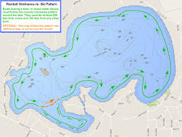 Wisconsin Dnr Lake Maps by Boating And Lake Rules District Of Powers Lake