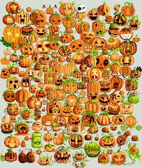 halloween pumpkin transparent background halloween in the pixelart gallery by shonegold on deviantart