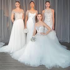 the most beautiful wedding dress most beautiful wedding dresses from bridal fashion week fashion