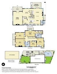 Grandeur 8 Floor Plan by 8 Stuart Street Manly Nsw 2095