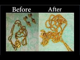 how to clean gold jewellery at home simple hacks timesnow