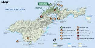 map of american american samoa maps npmaps just free maps period
