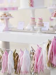 Room Decorating Ideas With Paper 33 Easy Ideas For Diy Party Decor Hgtv