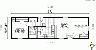 4 Bedroom Single Wide Floor Plans 2 Bedroom Mobile Home Descargas Mundiales Com