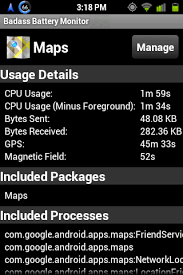 android cpu usage gsam battery monitor users guide