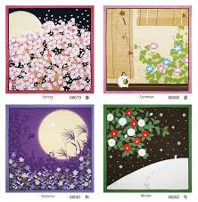 japanese wrapping furoshiki japanese wrapping cloth 4 seasons kusuyama
