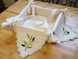 aliexpress com buy 1pc lot bread box embroidered leaves plant